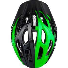 Alpina FB Jr. 2.0 Casco Jóvenes, black-green